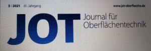 CQI-12 Fachbeitrag JOT